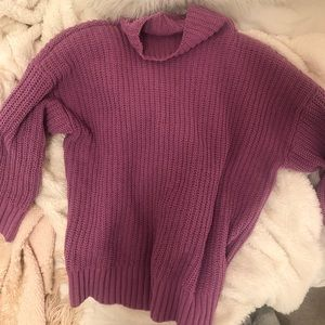 Oversized Aerie Sweater